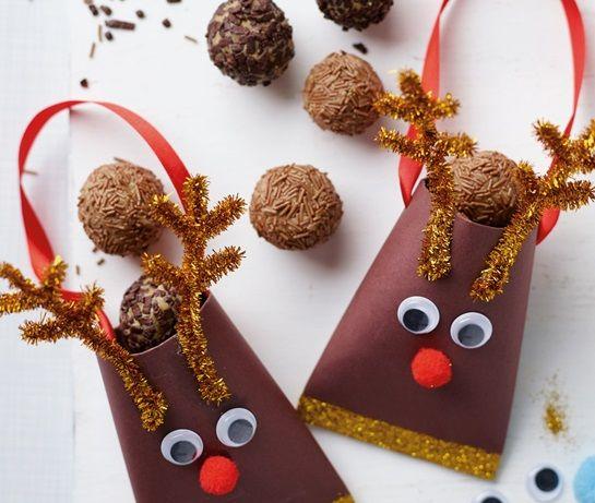Peanut truffles | ASDA Recipes