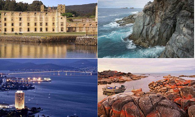 THE PLACE TO BE: Tasmania is the only Aussie destination to make Lonely Planet's Top 10
