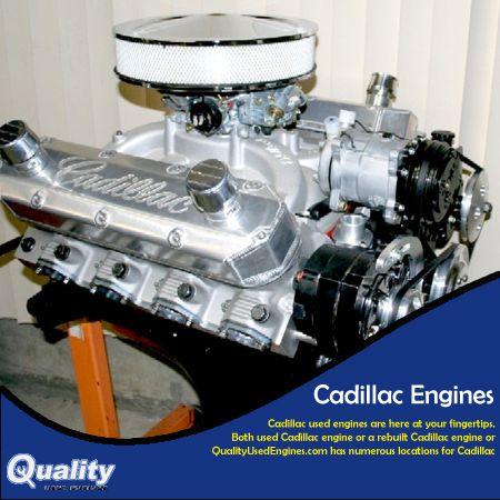 472 Cadillac Performance Cadillac 472 Engine By