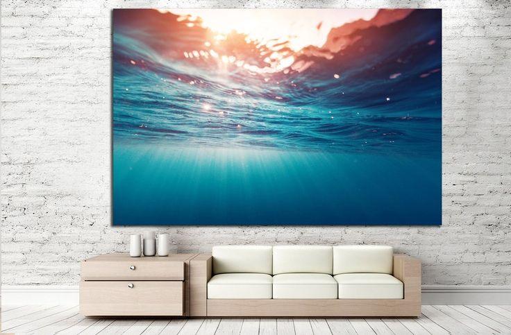 Ocean Waves №501 Canvas Print