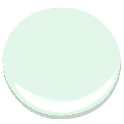 crème de mint  2036-70  Color Preview Collection  Benjamin Moore