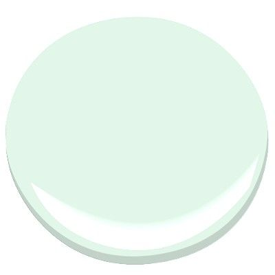 crème de mint  2036-70  Color Preview Collection  Benjamin Moore