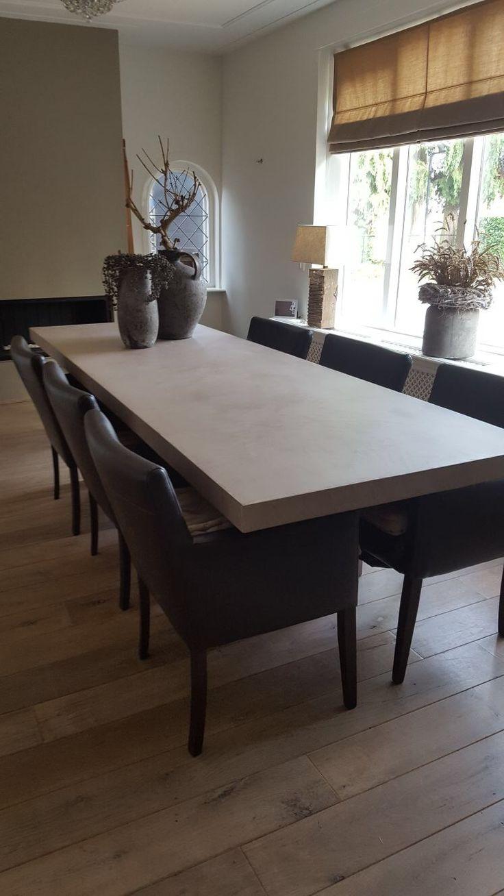 Super maatwerk tafel van Beal Mortel, BERG24