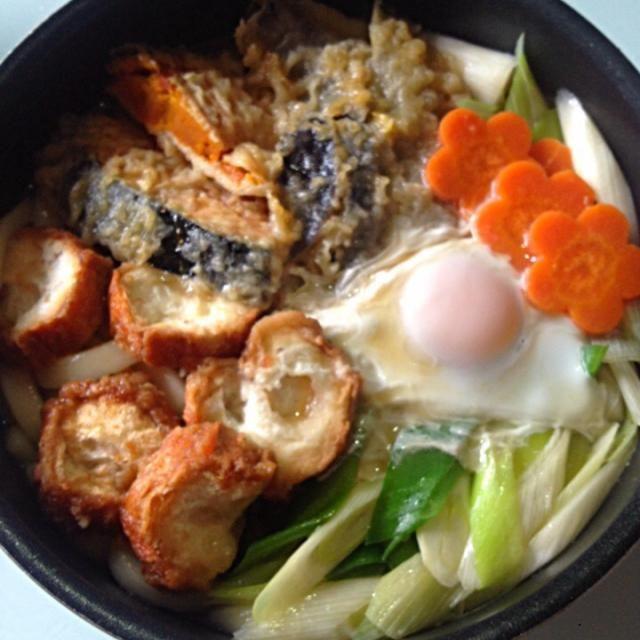 ヒガシマル➕白出汁 その他 次回課題 スープを多めに作る - 4件のもぐもぐ - 鍋焼きうどん by pandapanda1201