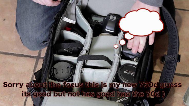 Lowepro Flipside 500 AW Backpack for DSLR