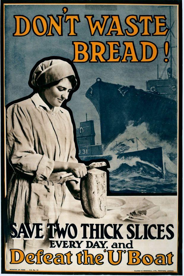 World War I Poster, United Kingdom