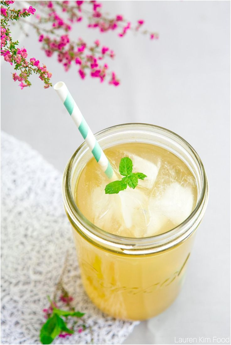 Summer Chamomile Drink