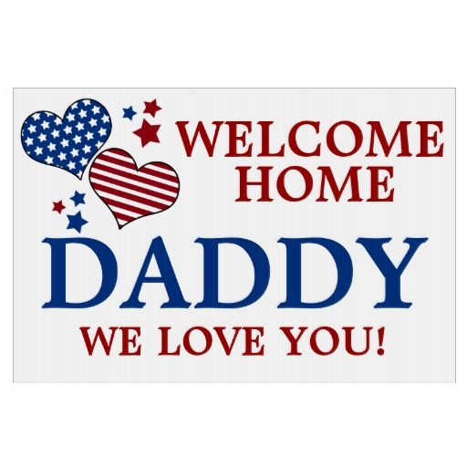 The 25 Best Welcome Home Daddy Ideas On Pinterest Diy
