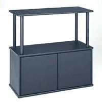 Aquatic Fundamentals 20 and 29 Gallon Aquarium Stand with Storage Showcase your aquarium atop this durable stand. State-of-the-art aquarium stand features a powder finish for extra moisture resistance. Storage compartment has doors to keep supplies convenient, but out of sight.  #AquaticFundamentals #PetProducts