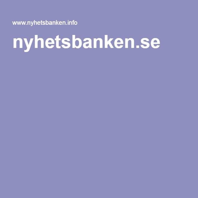 nyhetsbanken.se