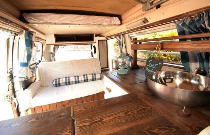 23 Awesome Camper Van Conversions That'll Inspire You To Hit The Road