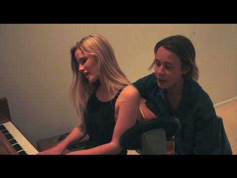 Home by Edward Sharp | Grace Pitts & Nathan Hawes (Cover) - YouTube