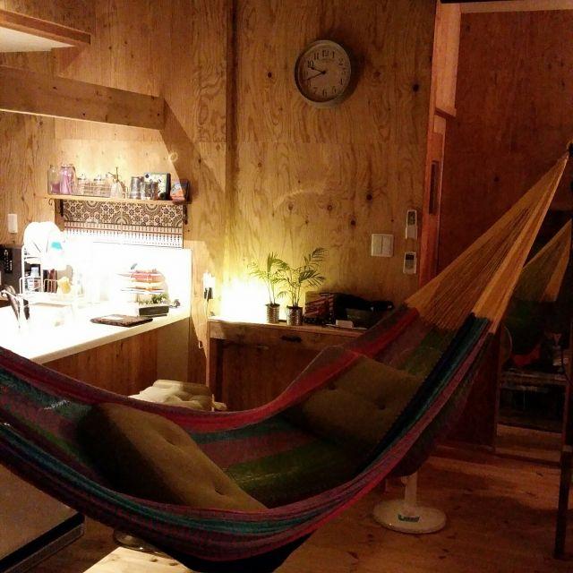 サーファーの家/観葉植物…などのインテリア実例 - 2015-08-02 04:44:28