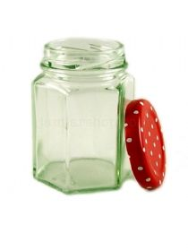 the example you saw had 24 jars this pack is 48 @ 47p = £22.56    DELIVERY £10