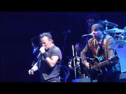 Bruce Springsteen The River live San Siro Milano 3 7 2016