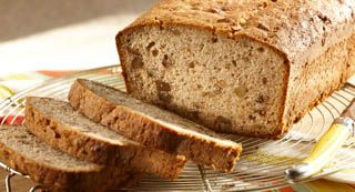 Double Banana Bread: This quick bread has a double dose of banana flavor from mashed bananas and McCormick® Banana Flavor. The bread freezes well, so keep extra loaves on hand for unexpected guests.