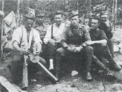 Finnish Soldiers.