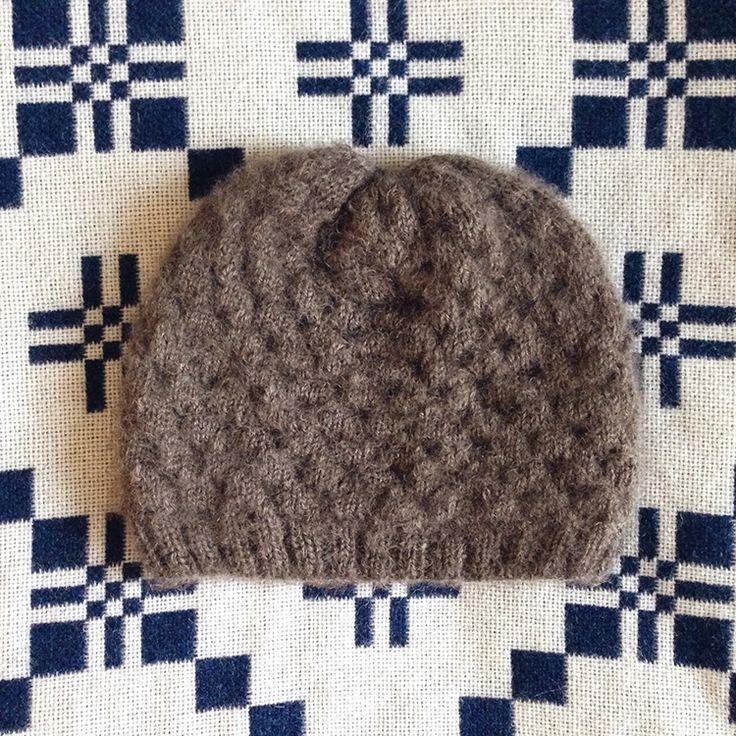 Qiviut Knitting Patterns : 100 per cent qiviut hat My knits Pinterest Hats