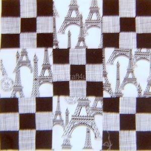 Make a Double 9 Patch from Charm Squares