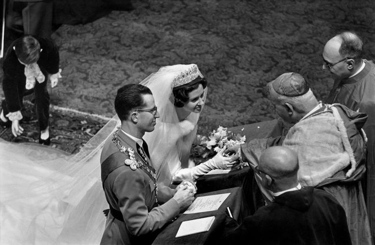 A Classic Belgian Wedding: 17 Best Images About Reina Fabiola On Pinterest