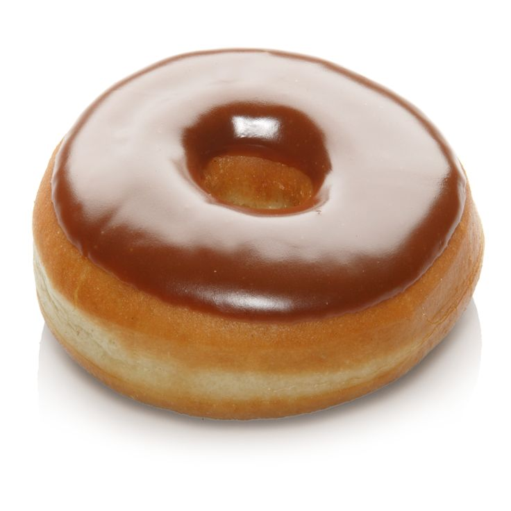 Donut Caramel Icing | American Bagel Company - Bakery in Germany