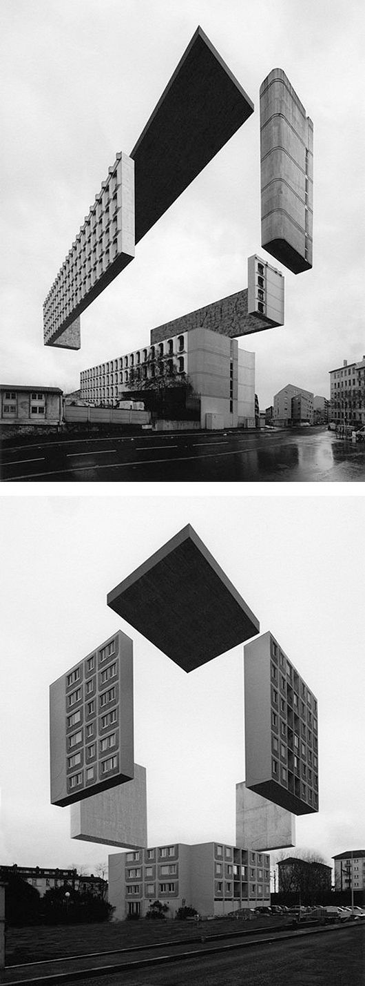 Variations on a Dark City and Other Works by Espen Dietrichson | Inspiration Grid | Design Inspiration To share with family, friends or anyone in between.