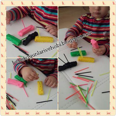 Elifce Bebek Oyunları ve Hobi: Renk eşleştirme 2