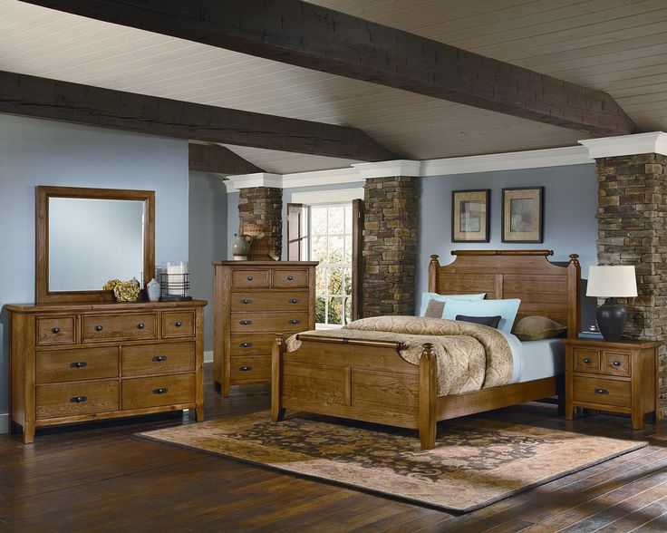 21 best Vaughan-Bassett images on Pinterest | Bedroom furniture, 3 ...