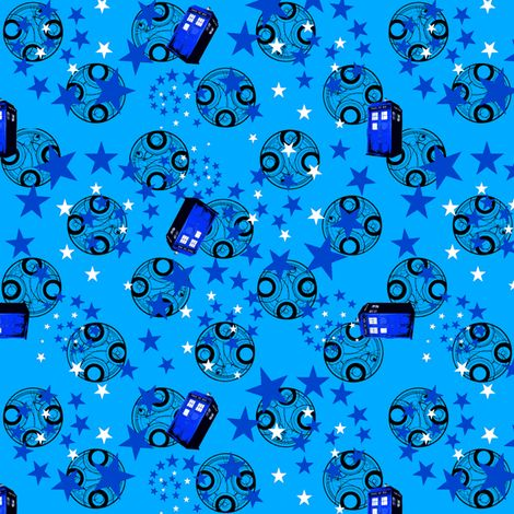 good looking doctor who bedroom wallpaper. The Doctor s Ditsy light fabric by fentonslee on Spoonflower  custom Bedroom WallpaperFabric 22 best James bedroom wallpaper board images Pinterest Custom