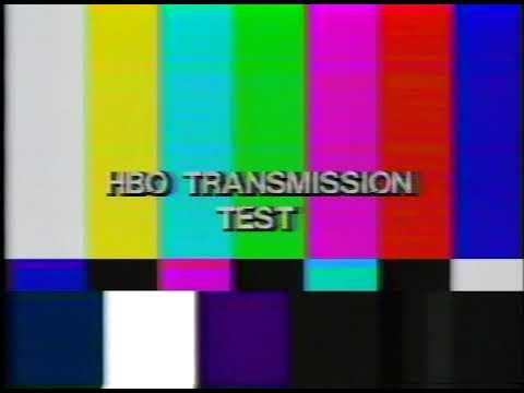 """HBO Transmission Test - December 8, 1982 This video came off of an old betamax tape recording from HBO. I have no idea how often they would perform these """"Transmission Tests"""" or what their ultimate purpose was (all it appears to be are color bars with the """"sign off"""" siren blare) and then it appears the test fails because it goes to static. I honestly have no clue what this is all about, but figured someone out there might be interested in seeing it."""