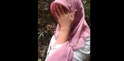VIdeo Jilbab Pink Mesum Di Kebun Bokep Jilbab Mesum Terbaru