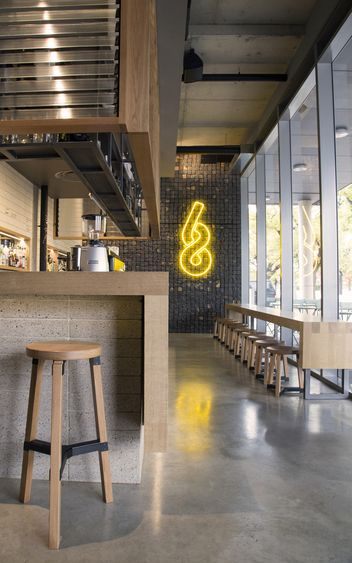 Eightysix Restaurant, Canberra, Australia by Capezio Copeland