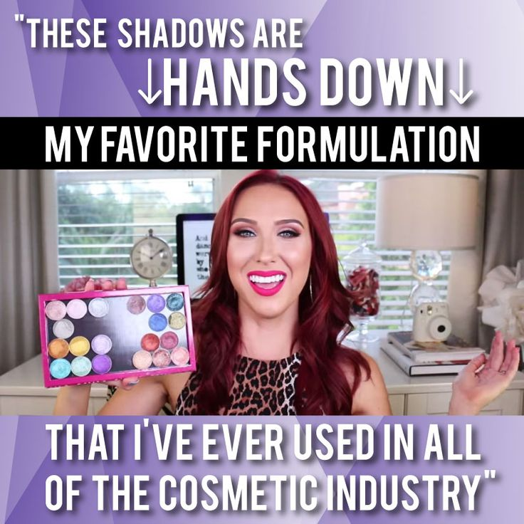 We're thrilled that Jaclyn Hill is such a fan of our foiled eyeshadows. Her candid feedback and honest opinion has us blushing! Check out her review video!
