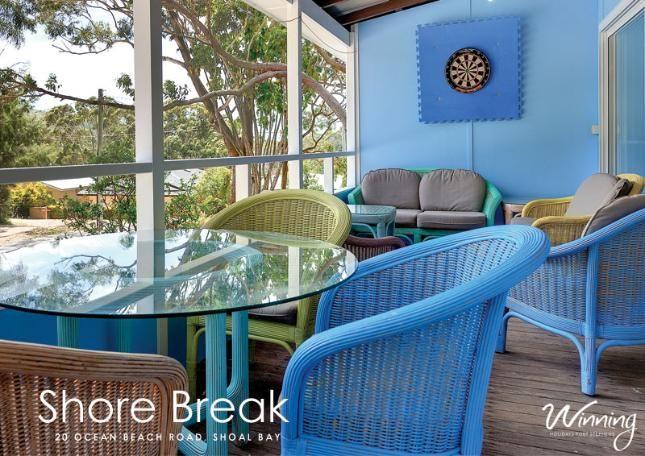 Ocean Beach Road, 20, Shore Break: Ocean Beach Road, 20, Shore Break in Shoal Bay