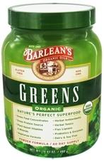 Barleans - Organic Greens Powder Formula