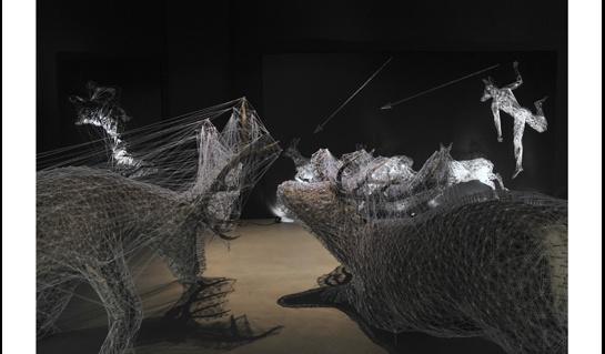 Julien Salaud, Loft 19, Biennale de Belleville