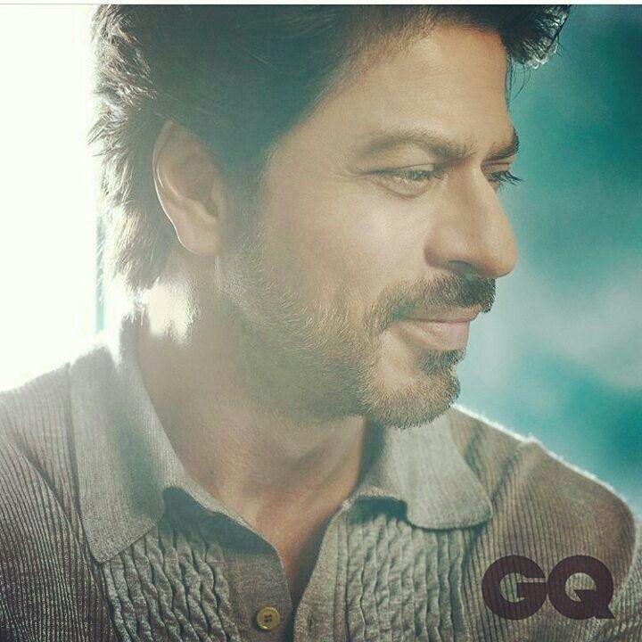 SRK. Jan 2017 GQ