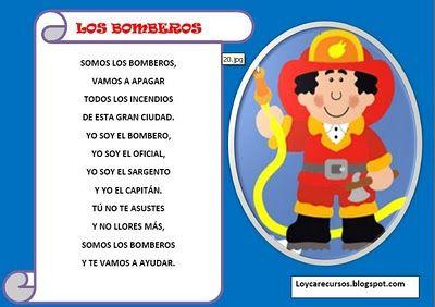 """MIS PROYECTOS: 2 de Junio """" Día de Los Bomberos """"..."""