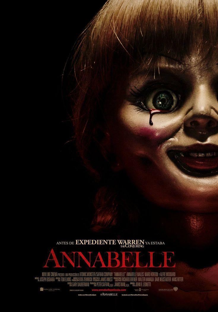 Pelicula de terror - Annabelle