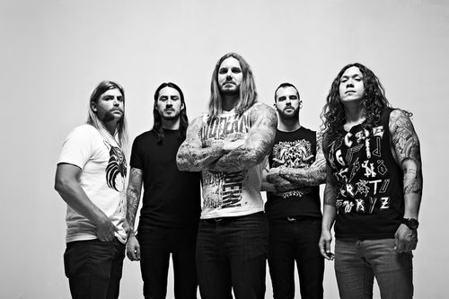 As I Lay Dying Members Release Statement on Tim Lambesis' Arrest and Charges