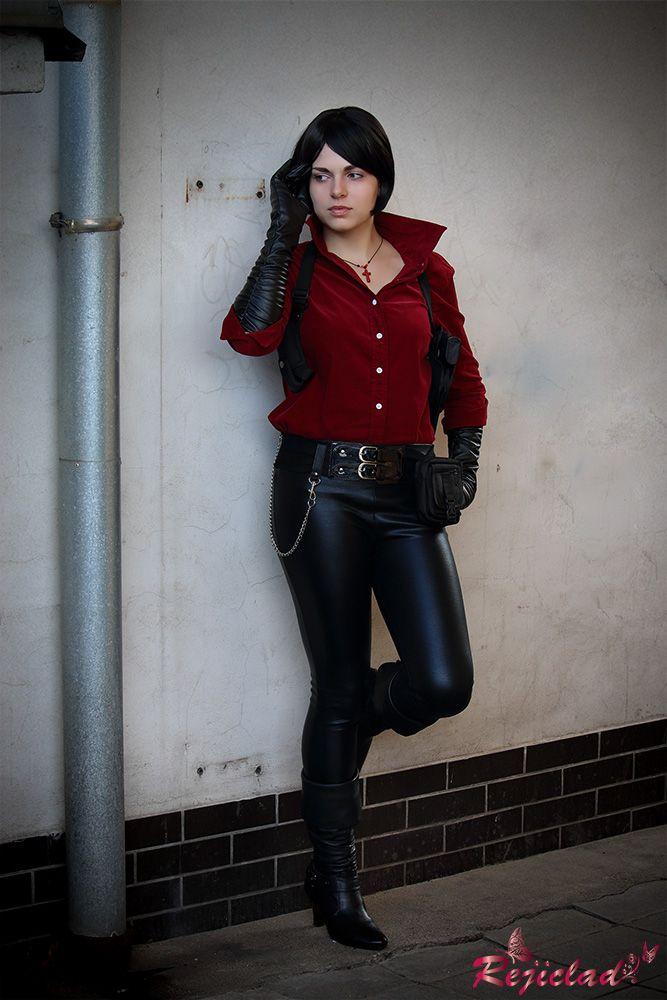 Ada Wong Resident Evil / Biohazard 6 cosplay XVII by Rejiclad on DeviantArt