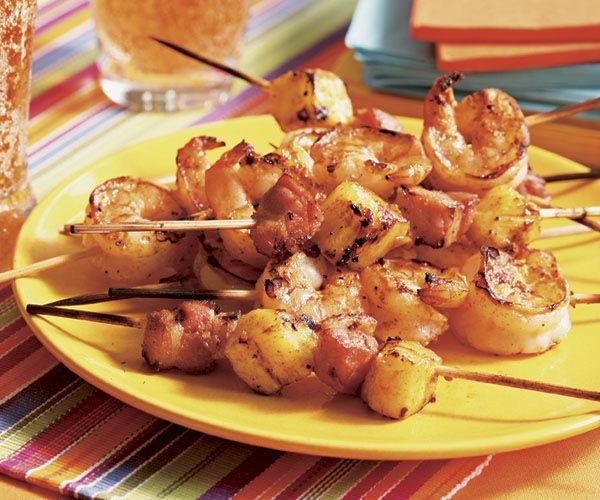 Pork and Shrimp Summer Rolls   Recipe   Skewer recipes, Pork and ...