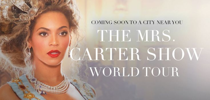 Beyonce Releases Electrifying Trailer for 'Mrs. Carter Show' Tour