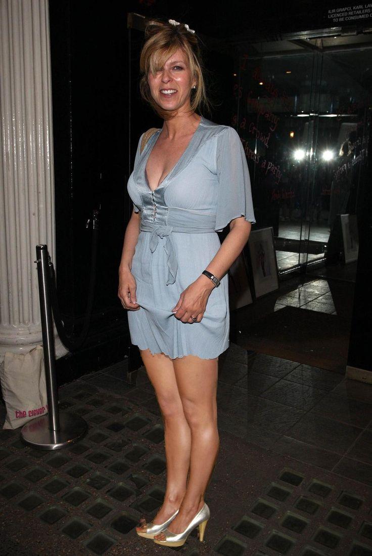 Kate Garraway Legs 85