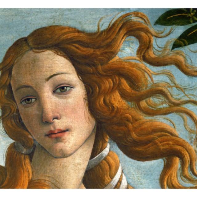 The Birth of Venus (1486) - Botticelli - Galleria degli Uffizi - Visualized 2012