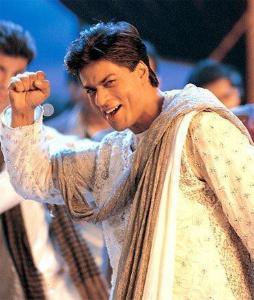 Shahrukh Khan, seeing you my heart skips a beat <3