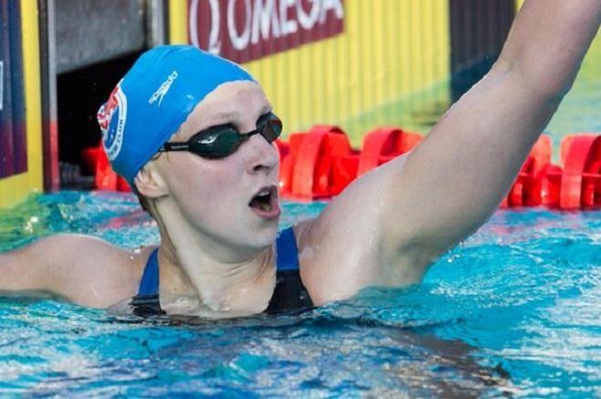 Covesia.com - Perenang Amerika Serikat, Katie Ledecky mencetak sejarah sebagai perenang wanita pertama meraih medali terbanayk dengan 12 medali emas kejuaraan...