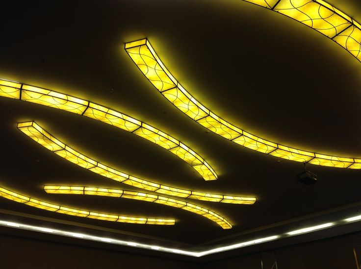 "Just Look ""yellow light at ballroom Clarion Hotel"""