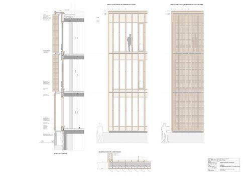 48 best images about sun protection architecture on pinterest ba d house and apartments - Mgf architekten ...