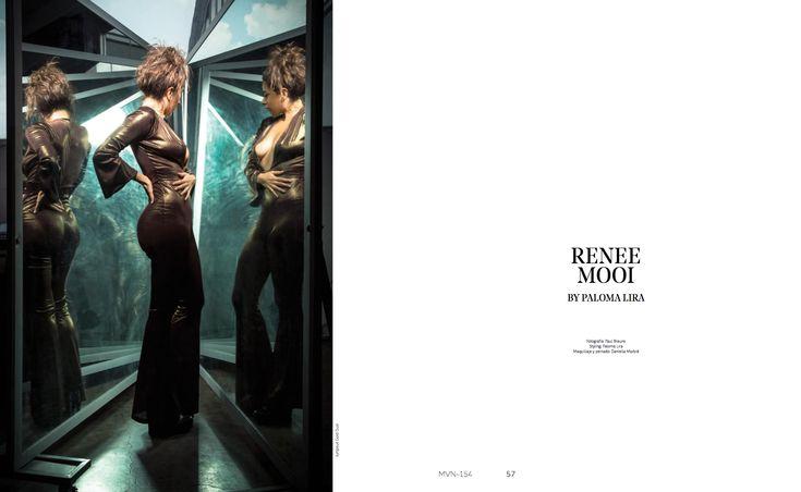 Mexi.Co : Renee Mooi x Paloma Lira Foto: Paul Brauns  #ReneeMooi #Mooi #PaulBrauns #MarvinModa #PalomaLira #MinimalDesign #Minimal #RevistaMarvin #Marvin #ArtDirection #Magazine #Fashion  #EditorialDesign #Editorial #GraphicDesign #FashionPhotography #Photography